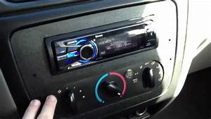 Aftermarket Ford Taurus Radio