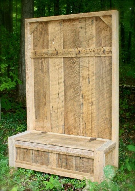 Pallett Bench by Pallet Entryway Bench The Owner Builder Network