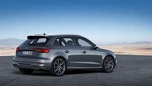 Audi A3 Sportback S Line 2017 : audi s3 sportback specs 2016 2017 2018 autoevolution ~ Melissatoandfro.com Idées de Décoration