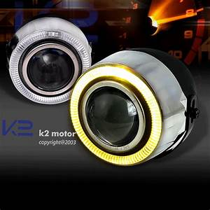 Universal Halo Fog Light Projector