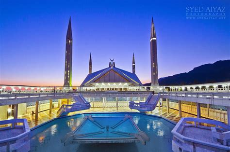 Faisal Mosque Hd Pics by Faisal Mosque Islamabad Pakistan Islamic Architecture