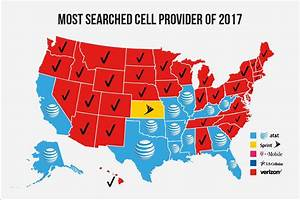 Top Cell Phone Providers in the United States