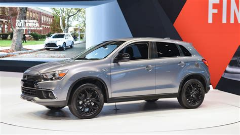 Outlander Sport Mitsubishi by Mitsubishi Polishes On The Outlander Sport For New Limited