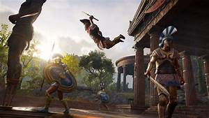 Assassin's Creed Odyssey Has 30 Hours of Dialogues ...