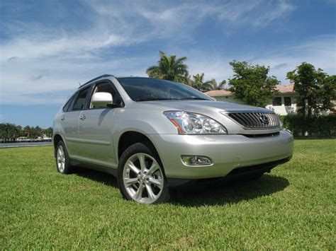 2008 Lexus Rx350 Review Review  Top Speed