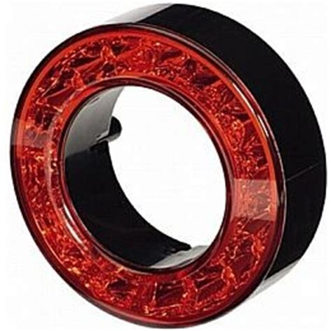 hella  series led ring tailbrake light module rally lights