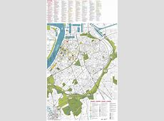 Large Antwerpen Maps for Free Download and Print High