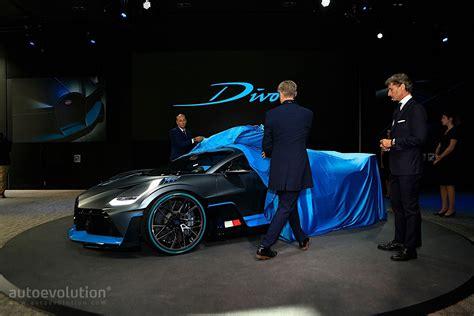 It's also the supercar through which bugatti revived its coachbuilding tradition after seven decades. Bugatti Divo Cuts No Corners at The Paris Motor Show - autoevolution