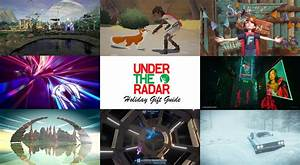 Under The Radars Holiday Gift Guide 2017 Part 6 Video