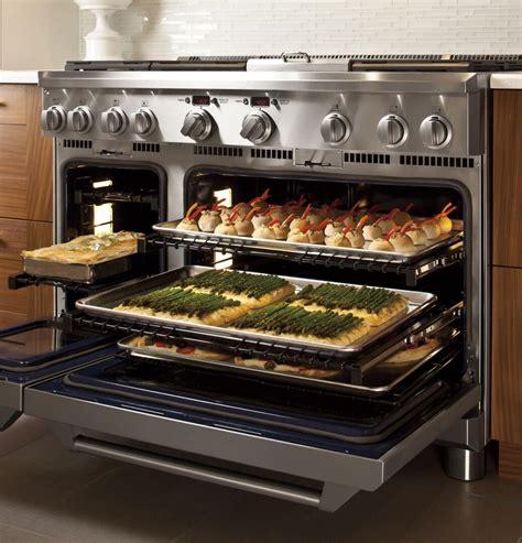 ge monogram zgpldrss   stainless steel gas freestanding range  sealed burner