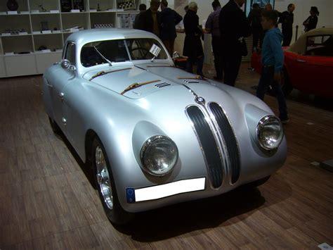 Bmw 328 Touring Coupe Von 1939 Fr Die Rennsaison 1939