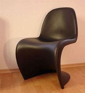 Panton Chair Original : vitra stuhl schwarz standard with vitra stuhl schwarz ~ Michelbontemps.com Haus und Dekorationen