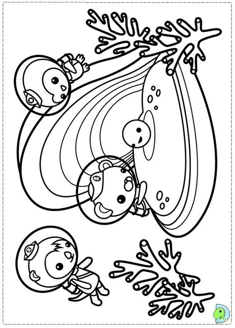 Coloring Pages To Print by Octonauts Coloring Pages Bestofcoloring
