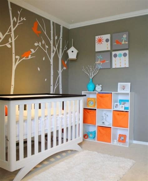 Babyzimmer Gestalten Grau by Babyzimmer Gestalten Neutral Graue Wandfarbe
