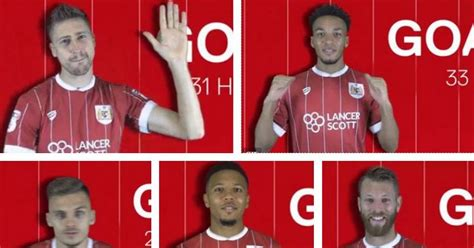 Bristol City's new-look Twitter goal celebrations cause a ...