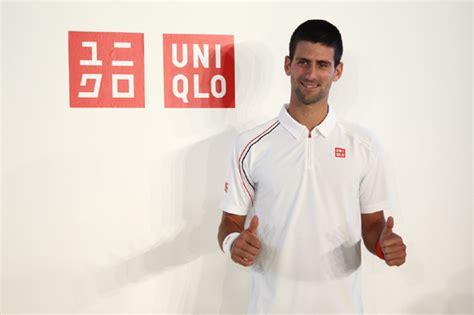 Novak Djokovic To Launch Uniqlo 2013 Wimbledon Match Wear