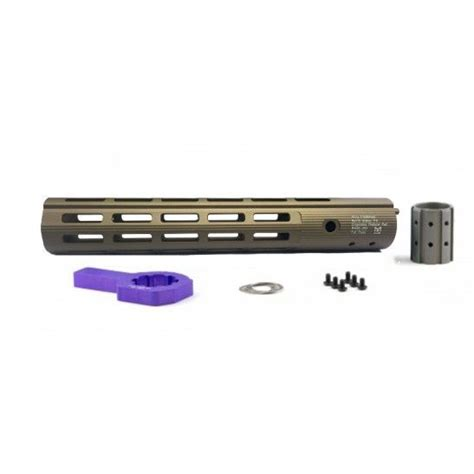 ergonomic modular rail  lok desert dirt color rails modular ergonomics rails