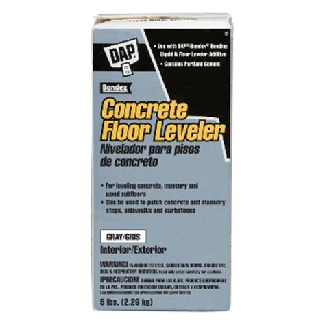 Concrete Floor Leveler Products by Buy The Dap 10414 Concrete Floor Leveler Gray Hardware