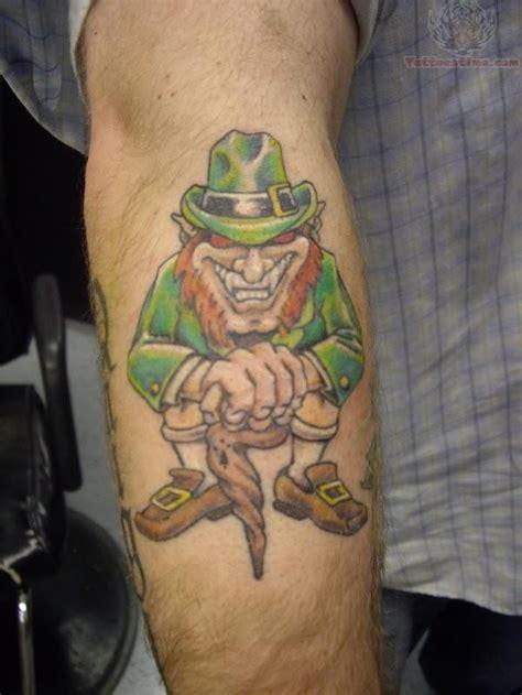 leprechaun tattoo images designs
