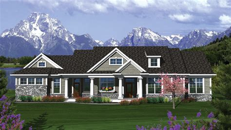 Ranch Home Plans  Ranch Style Home Designs From Homeplanscom
