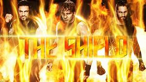 WWE ''The Shield'' - Wallpaper 2014 by JusttJaa on DeviantArt