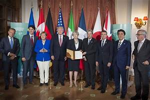 G7 Summit: What Is Distracting Each World Leader | Time
