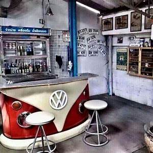 Garage Volkswagen Orleans : vw bus bar pinned by vw bus pinterest ~ Maxctalentgroup.com Avis de Voitures
