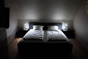 Schlafzimmer Lampen Design : schlafzimmer meine wohnung von alexanderk 14062 zimmerschau ~ Markanthonyermac.com Haus und Dekorationen