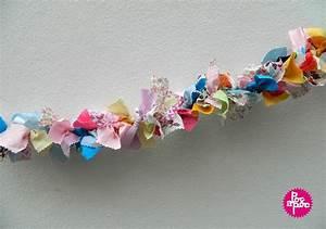 Guirlande Fanion Tissu : guirlande en tissu pop couture ~ Teatrodelosmanantiales.com Idées de Décoration