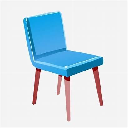 Chair Cartoon Drawn Legs Chairs Clipart Dining