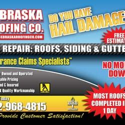 unl phone number nebraska roofing co roofing 7217 s 180th ave omaha