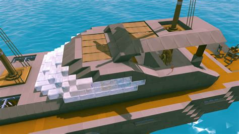 Small Boat Ylands by Adrie S Shipyard Community Creations Ylands