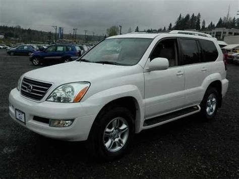 Purchase Used 2004 Lexus Gx470 Sport Utility 4-door 4.7l