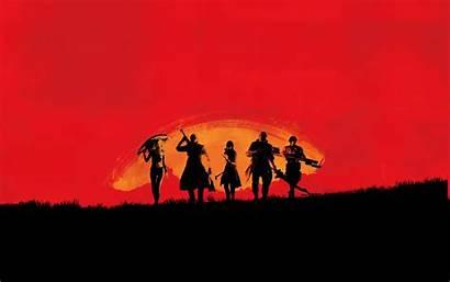 Devil Cry 4k Dead Redemption Theme Wallpapers