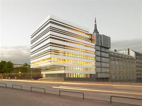 Buerohaus In Hamburg by B 252 Rogeb 228 Ude Wb 57 In Hamburg Fassade B 252 Ro Verwaltung