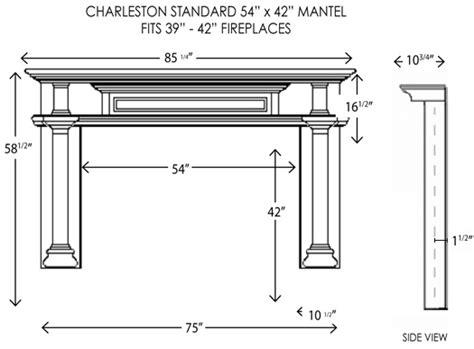wood fireplace mantels fireplace mantel charleston