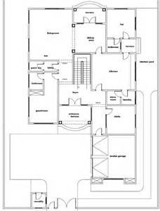 ground floor plan house plans nigerial naa house plan ground floor