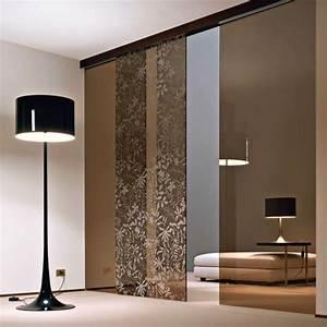 Exit les portes battantes : on opte pour les rideaux ou portes coulissantes Astuces Déco
