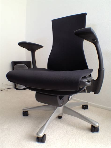 the herman miller embody the ultimate office chair for