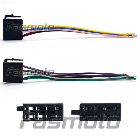 Bmw Volkswagen Car Stereo Wiring Harness