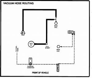 Where  Online  Can I Find A Vacuum Line Diagram  Schematic