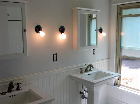 Beadboard For Bathrooms : Mdf Beadboard In Bathroom
