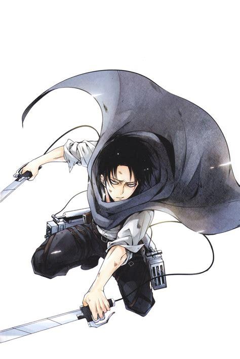 Levi ackerman (voice) — attack on titan 2 03:42. Attack on Titan, Official Art | page 4 - Zerochan Anime Image Board