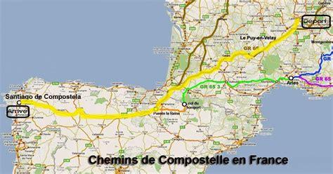 Chemin De St Jacques De Compostelle Carte Suisse by Globe Coureur Lyon St Jacques De Compostelle 224 Pied