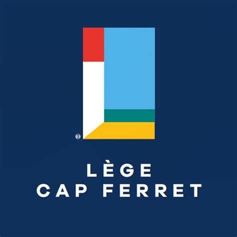 nouveau logo pour lege capferret nous  le trouve tres