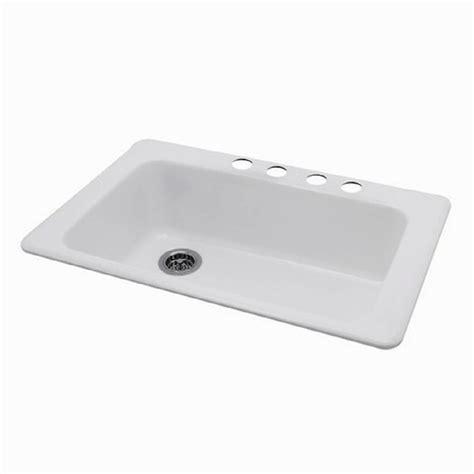 american standard silhouette kitchen sink shop american standard silhouette 22 in x 33 in white heat
