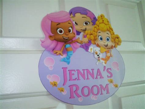 images  bubble guppies room  pinterest toys