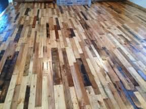 free diy pallet wood flooring survival