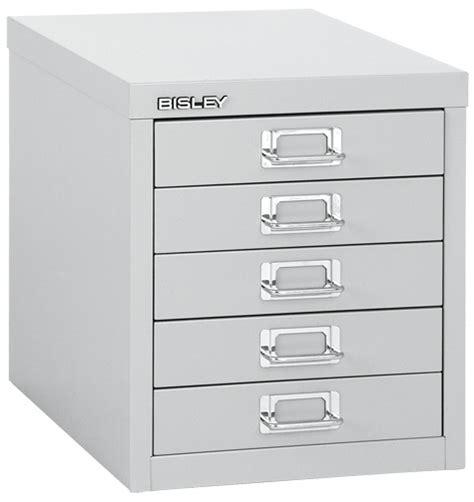 Bisley 5 Drawer Cabinet by Bisley 5 Drawer Desktop Multidrawer Cabinet