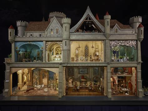 doll house  dream  colleen moores fairy castle